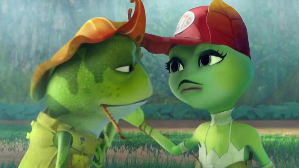 Freddy Frog - Ein Ganz Normaler Held